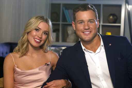 Colton Underwood chases Cassie Randolph and chooses privacy