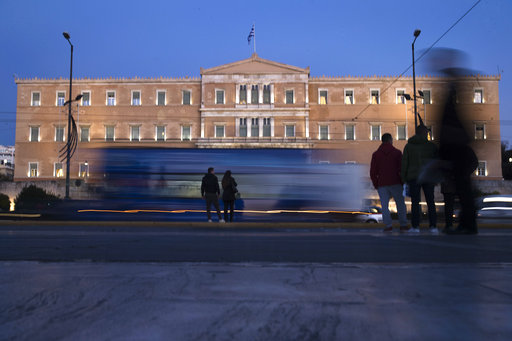 Greece submits last bailout budget but austerity continues
