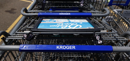 Tax benefit boosts Kroger's profit, but outlook disappoints
