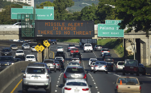 Missile-alert mistake feeds doubts about a real emergency