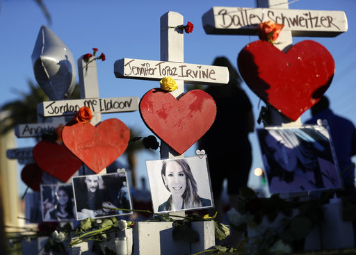 Q&A: Donations for victims of the Las Vegas mass shooting