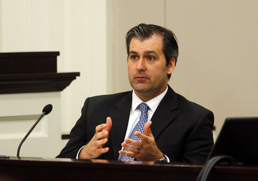 White ex-cop gets 20 years for Walter Scott slaying