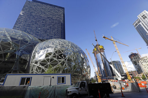 Site of Amazon's HQ2 has much to learn from Seattle