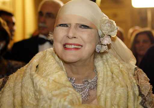 Valentina Cortese, Italian screen diva, dead at 96