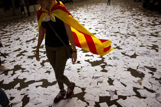 Q&A: What companies' departure from Catalonia means