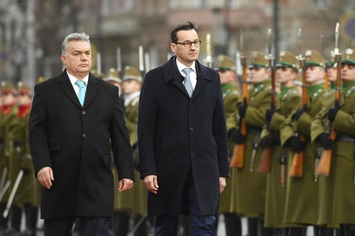 Hungary, Poland see anti-immigration stance spreading in EU