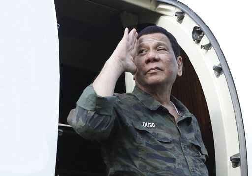 Duterte 'seriously considering' cutting ties with Iceland