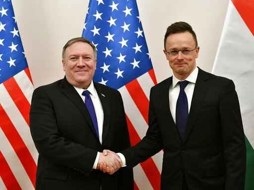 US warns Hungary, other allies to shun business with Huawei