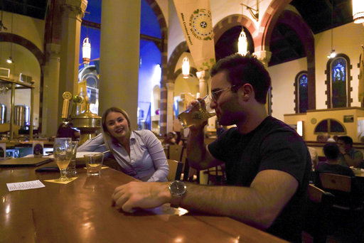 Holy spirits: Closed churches find second life as breweries