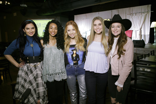 Female songwriters in Nashville say