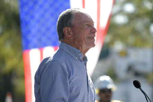 Bloomberg's climate pragmatism could turn off 2020 Democrats