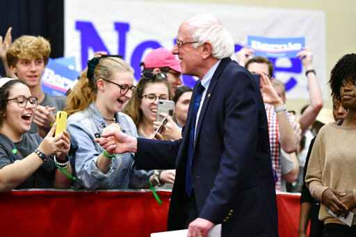 Sanders hopes to be more competitive in S. Carolina in 2020