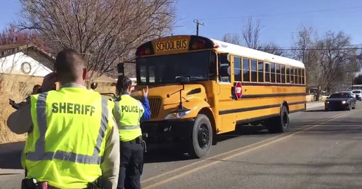 The Latest: Police identify victims of school shooting