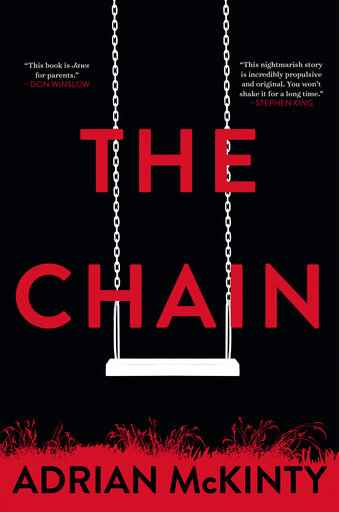 Adrian McKinty delivers powerful thriller with 'The Chain'