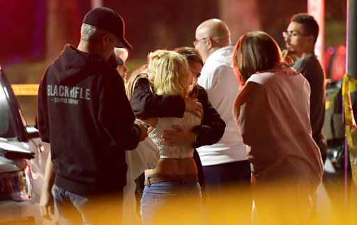 Heroes rushed into gunfire, pulled people to safety at bar