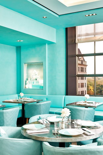 Breakfast at Tiffany's comes to life at New York store