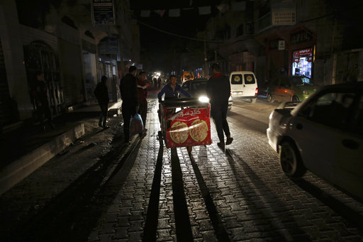 Palestinian government says Gaza power supply to be restored