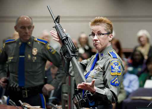 The Latest: Ruling against gun-maker draws mixed reaction