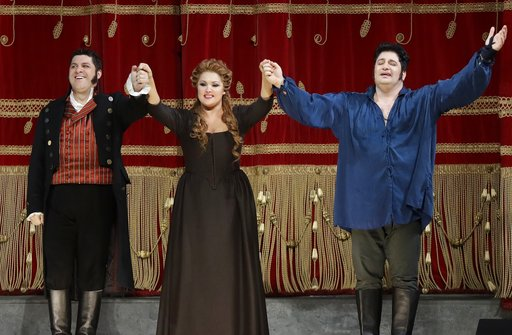 Long-neglected 'Chernier' makes heroic return to La Scala