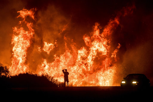President declares disaster over deadly California wildfire