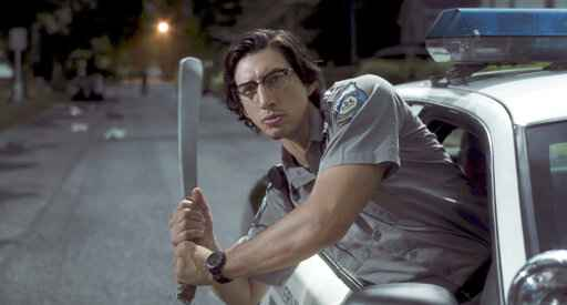 Review: Jarmusch's zombies aren't as sexy as his vampires