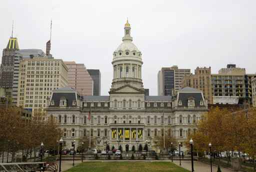 8 days after cyberattack, Baltimore's network still hobbled