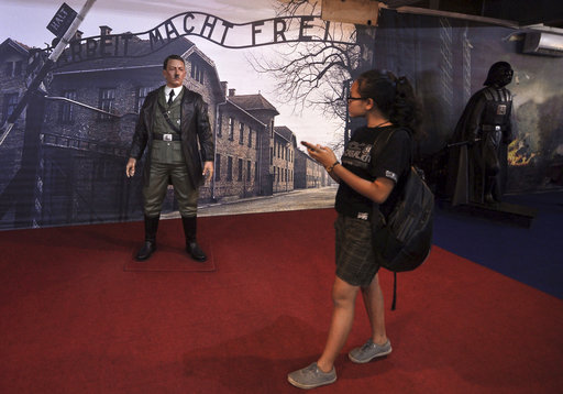 Indonesia selfie museum stirs outrage with Nazi display