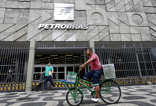 Petrobras agrees to pay $2.95B to settle case in the US