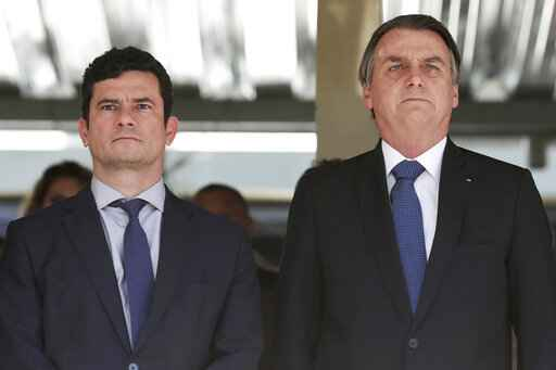 Brazil's Moro questions authenticity of leaked messages
