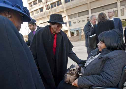 African-American North Carolina voting rights activist dies