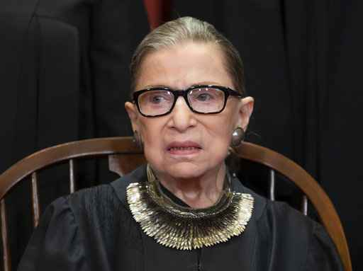 White House readies short list of possible replacements for Justice Ginsburg