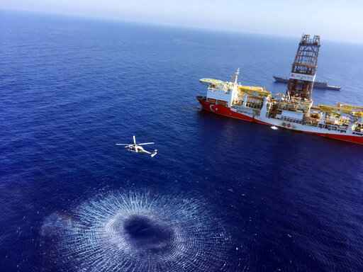 Turkey: EU sanctions over gas drilling 'worthless'