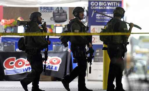 1 killed, 2 hurt in shooting inside California Costco store
