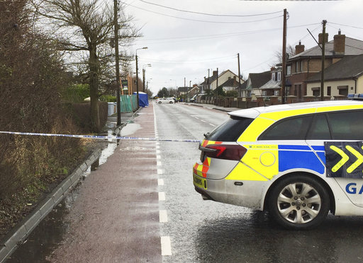 Possible extremist link probed in fatal stabbing in Ireland
