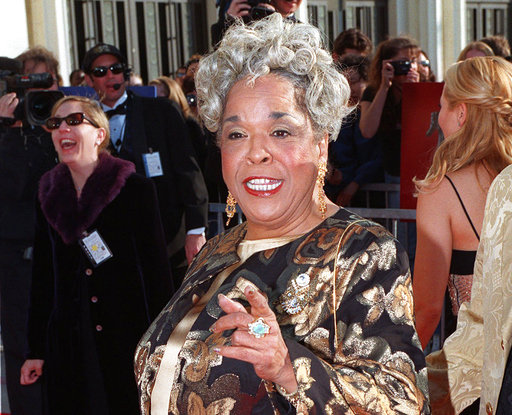 Della Reese, of TV's 'Touched by an Angel,' has died at 86
