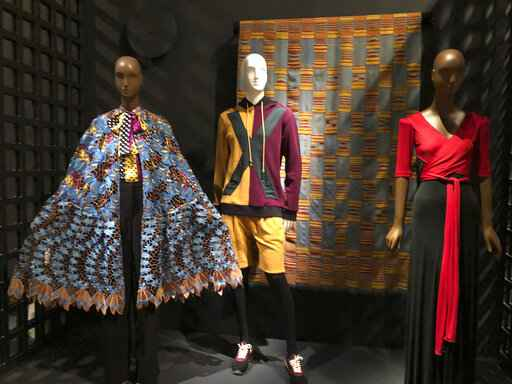 Exhibit spotlights 50 years of fab fashion from FIT archives
