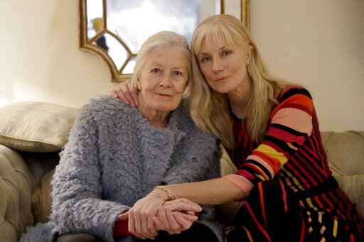 Vanessa Redgrave, daughter Joely Richardson team in new film