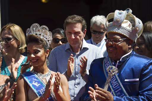 After sharp criticism, Rio evangelical mayor opens Carnival