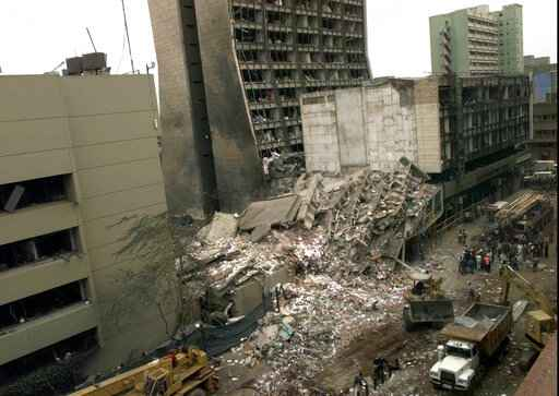 Supreme Court agrees to hear 1998 embassy bombings case