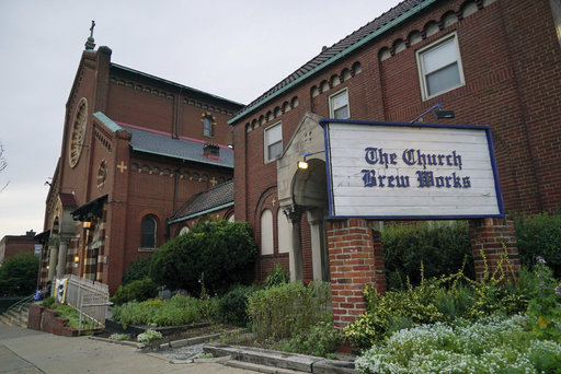 Holy spirits? Closed churches find second life as breweries
