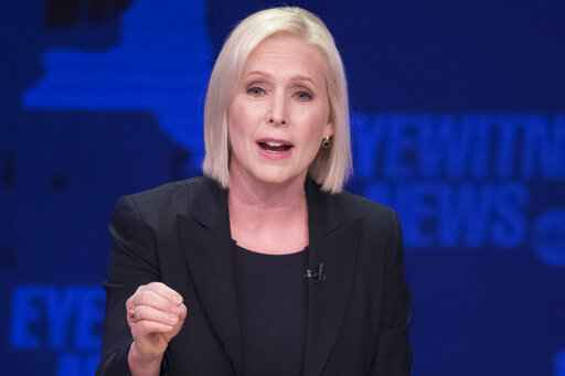 Gillibrand makes big moves toward 2020 campaign
