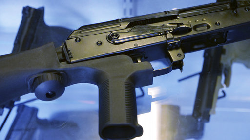 Restrictions on 'bump stock' would take action from Congress