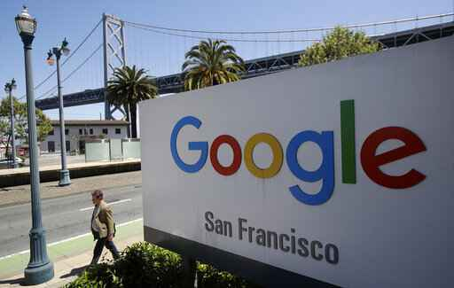 The Latest: Groups praise states for launching Google probe