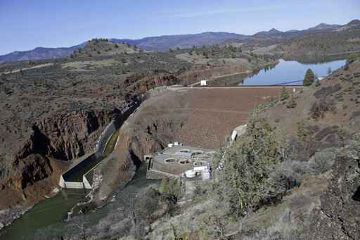 Largest US dam removal stirs debate over coveted West water - KAAL