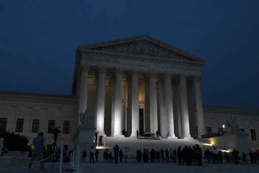 Biden supporters condemns Donald Trumps rushed Supreme Court nomination