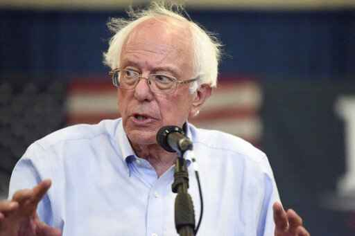 Sanders' criminal justice plan aims to cut prison population
