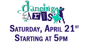 Dancing for the Arts 2018