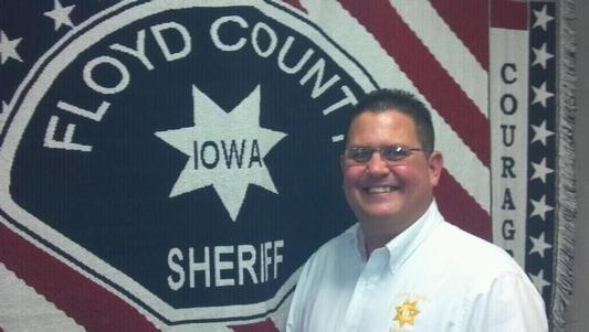 Floyd County Sheriff Rick Lynch