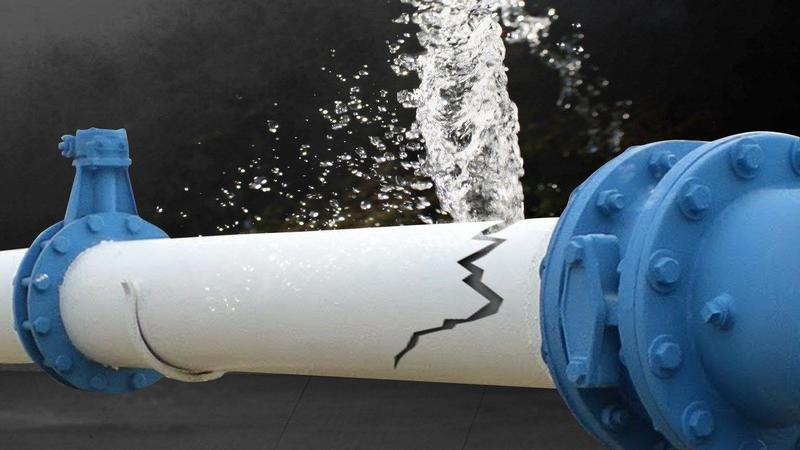 Repair to a Water Main Break in Mason City Could Take Hours