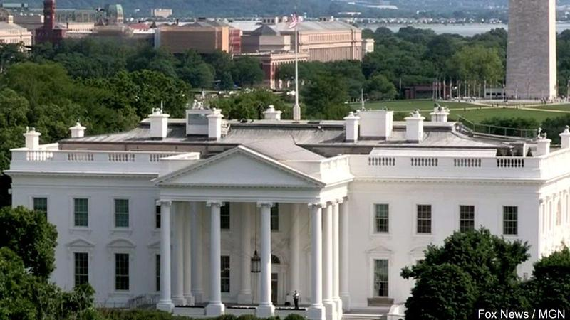 White House Placed on Lockdown After Object was Thrown Over Gate
